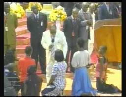 Pastor David Oyedepo And That Hot Slap