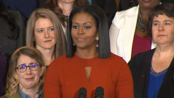 michelle obama final speech