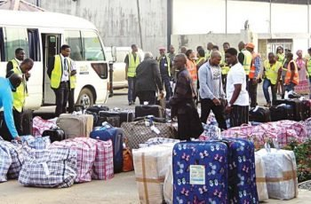 nigerian deported from germany